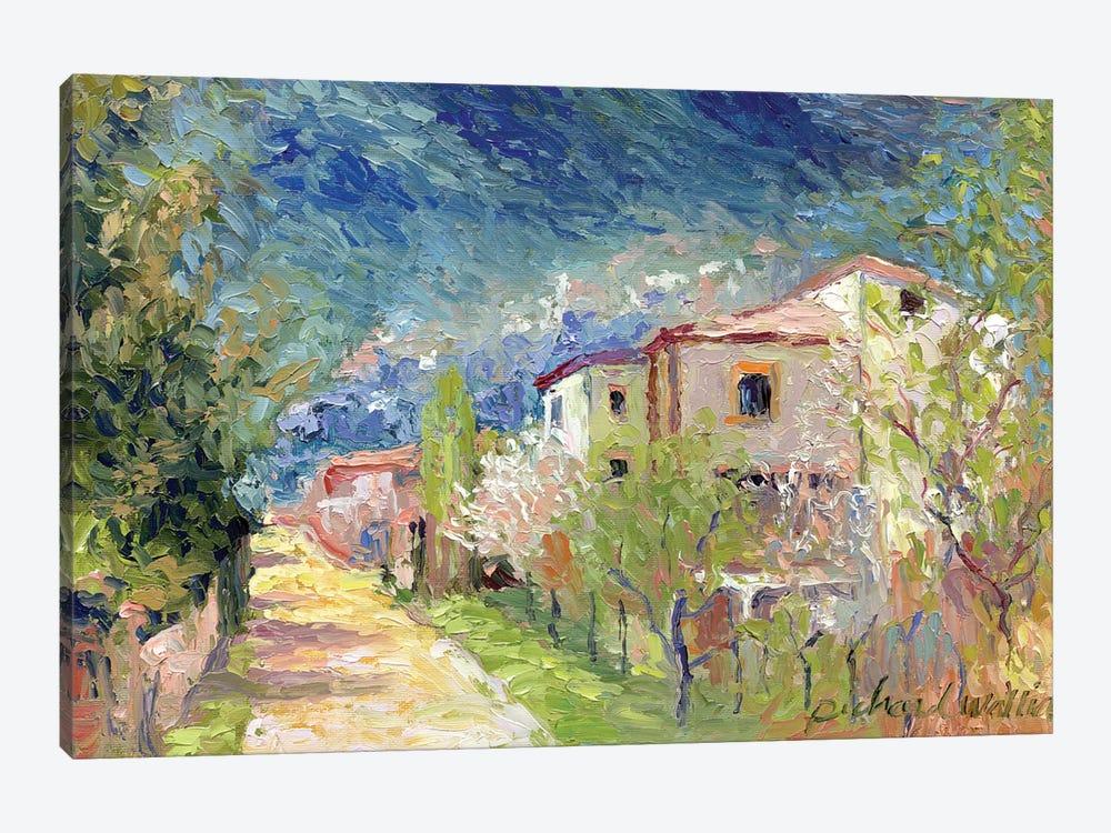 Italy II by Richard Wallich 1-piece Canvas Art