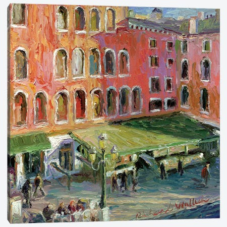 Italy III Canvas Print #RWA89} by Richard Wallich Canvas Wall Art