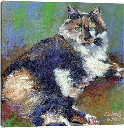 Kezia Canvas Art Print