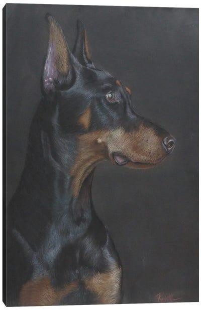 Athena. Canvas Art Print