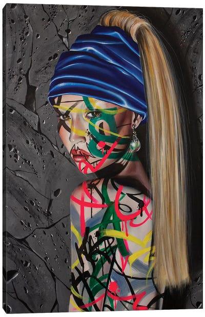 La Montrealaise Canvas Art Print