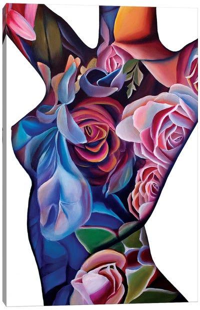 Cultiver Son Jardin  Canvas Art Print