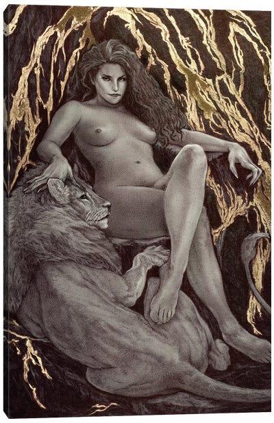 Ferrous I Canvas Art Print