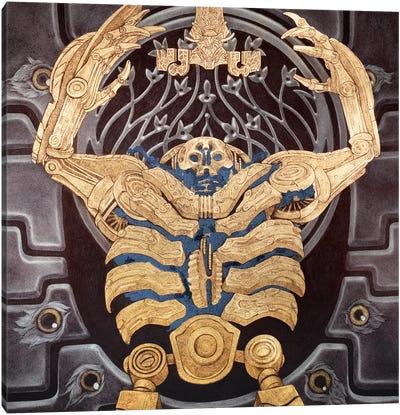 Hellboy 2: Golden Army Canvas Art Print