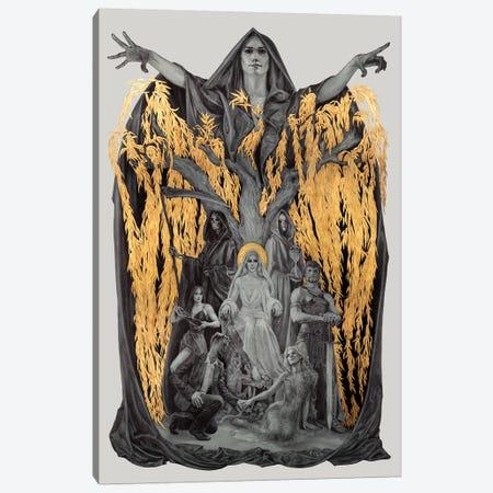 Incarnations Of Immortality Piers Anthony Canvas Print #RYA15} by Rebecca Yanovskaya Canvas Print