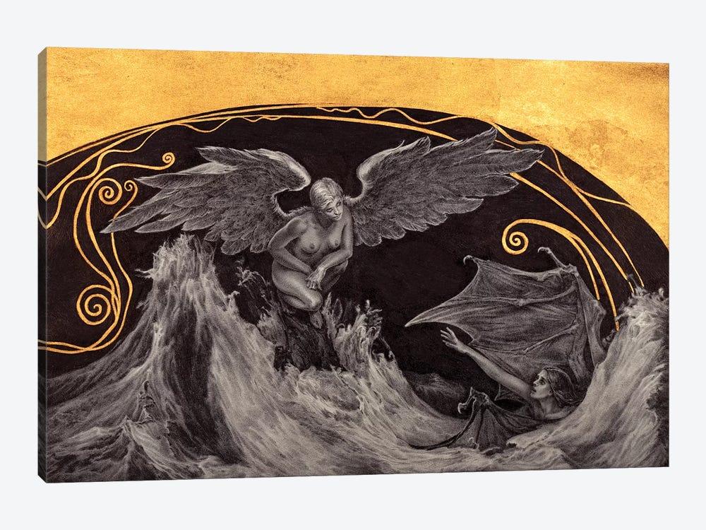 Relativity by Rebecca Yanovskaya 1-piece Art Print