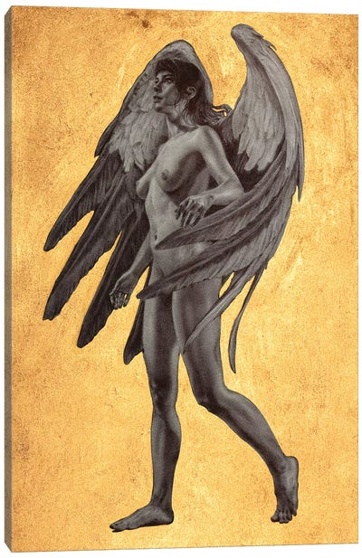 Revelation Canvas Art Print