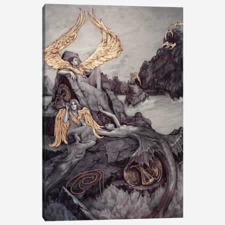 Sirensong Canvas Print #RYA28} by Rebecca Yanovskaya Canvas Print