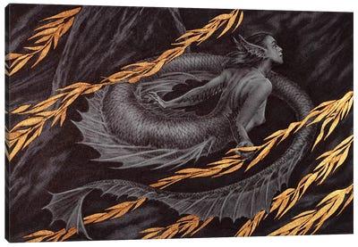 Tethys Canvas Art Print
