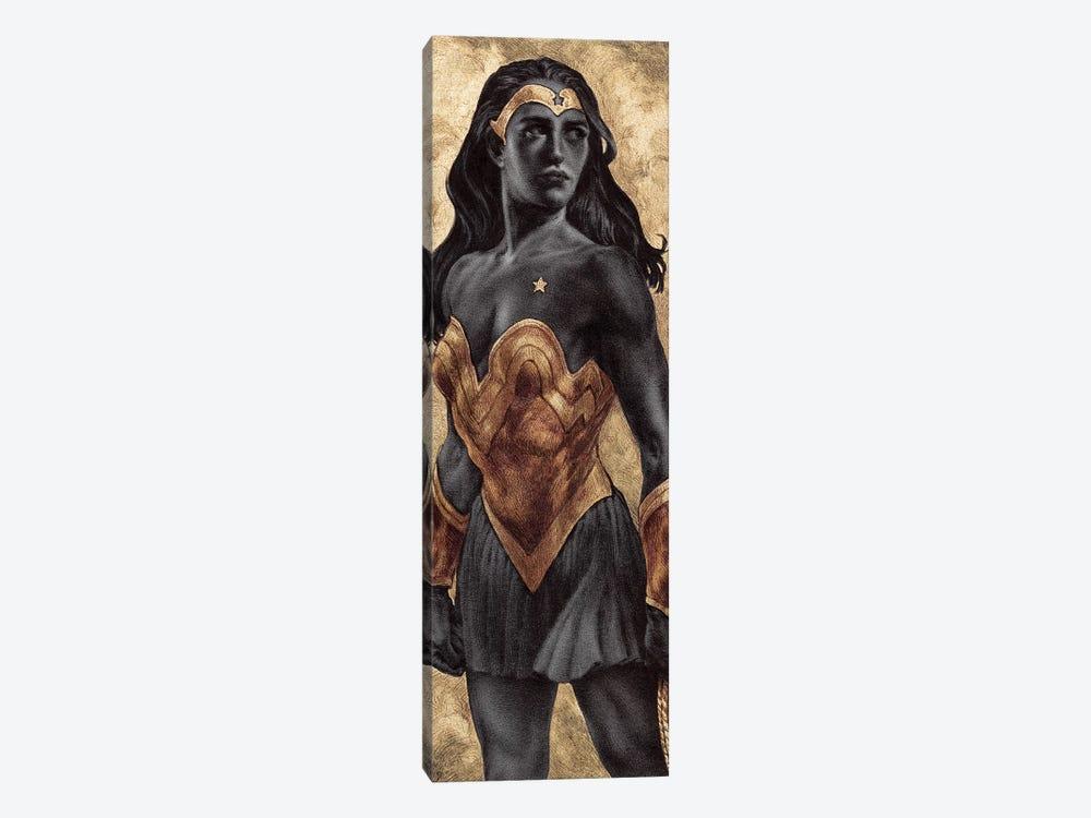 Wonder Woman by Rebecca Yanovskaya 1-piece Canvas Art Print
