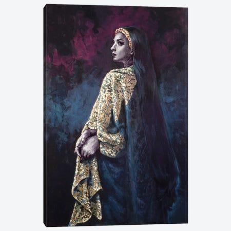 Cloister Canvas Print #RYA5} by Rebecca Yanovskaya Canvas Artwork
