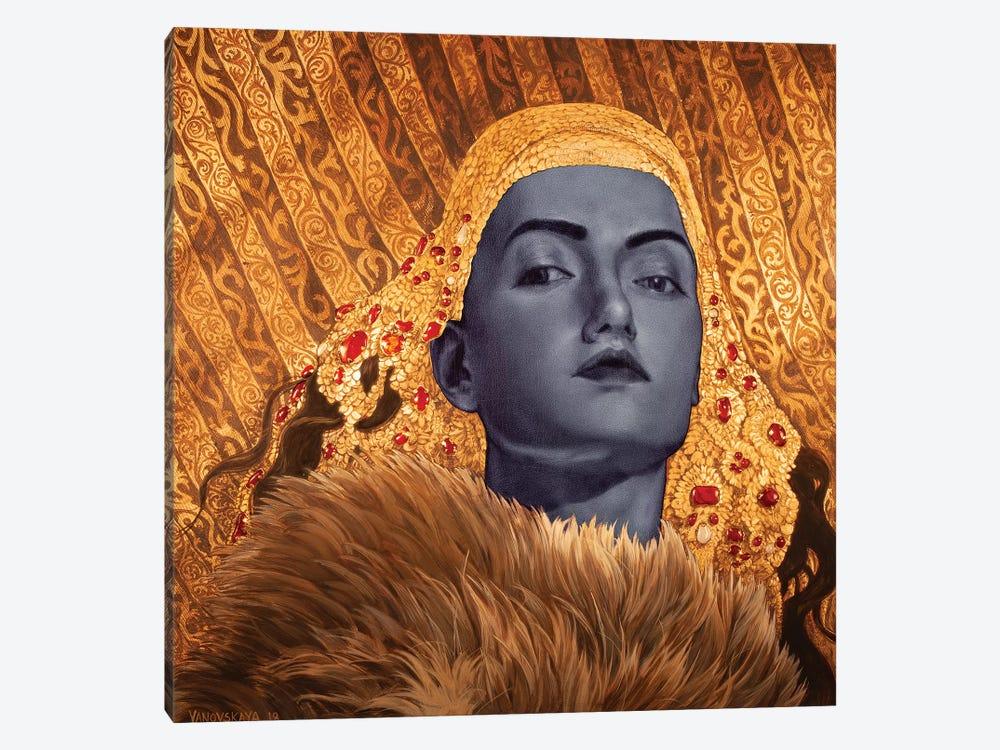 Crownless by Rebecca Yanovskaya 1-piece Canvas Print