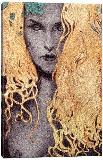 Demon Within Canvas Art Print