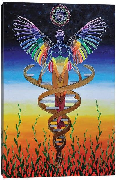 Inner Flight Canvas Art Print