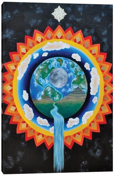 Altar Peace Canvas Art Print