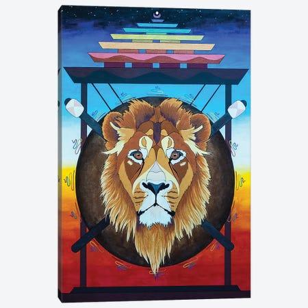 Lyon's Gate Canvas Print #RYB29} by Ryan Blume Canvas Artwork