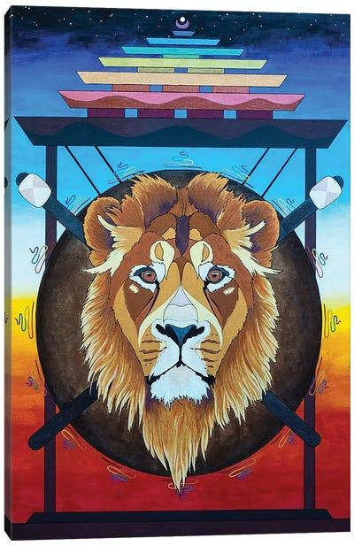 Lyon's Gate Canvas Art Print