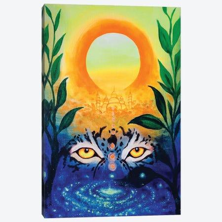 Sol Central Canvas Print #RYB37} by Ryan Blume Canvas Art