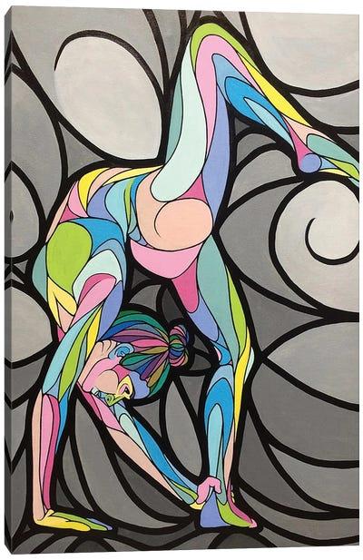 Vinyasa Dream Canvas Art Print