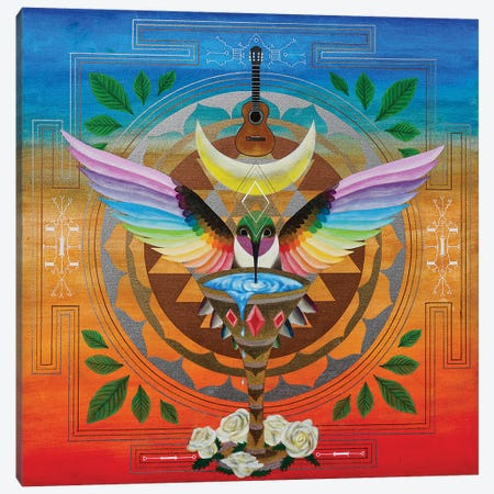 Spirit Of Abundance Canvas Print #RYB3} by Ryan Blume Canvas Wall Art