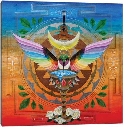 Spirit Of Abundance Canvas Art Print