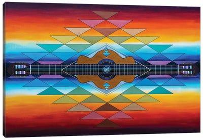 Harmonia Canvas Art Print
