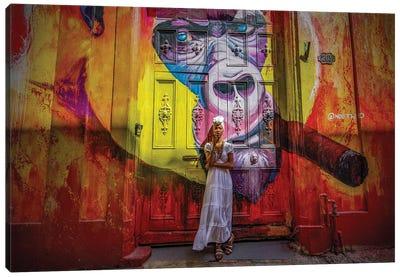 Havana Santeria Story Canvas Art Print