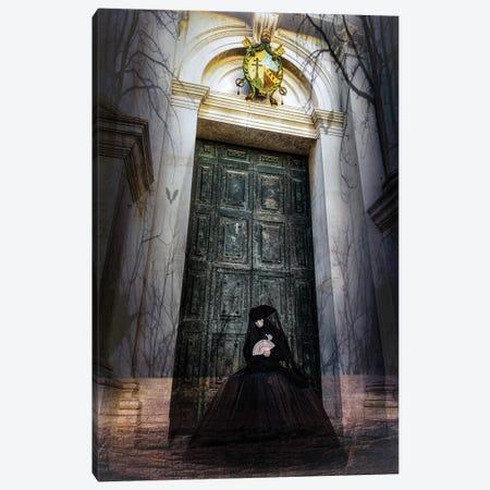 Venetian Mystery Canvas Print #RYG35} by Robin Yong Canvas Art Print