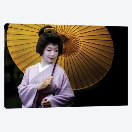 Geisha Story Canvas Print #RYG38} by Robin Yong Canvas Wall Art