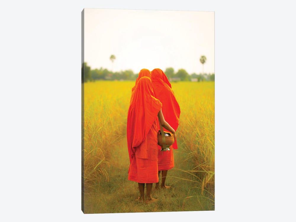 Cambodian Monks by Robin Yong 1-piece Art Print