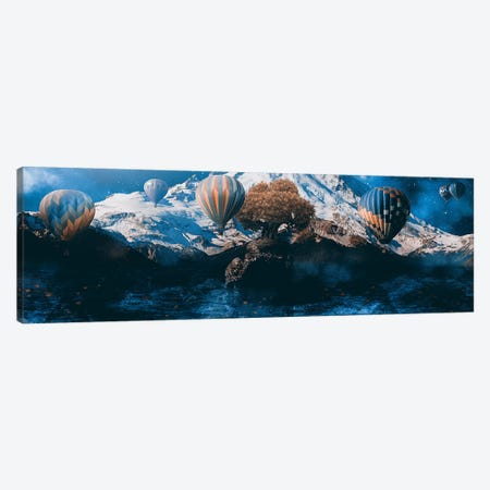 Great Lengths  Canvas Print #RYK11} by Shaun Ryken Canvas Wall Art