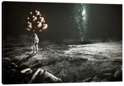 No Gravity Canvas Art Print