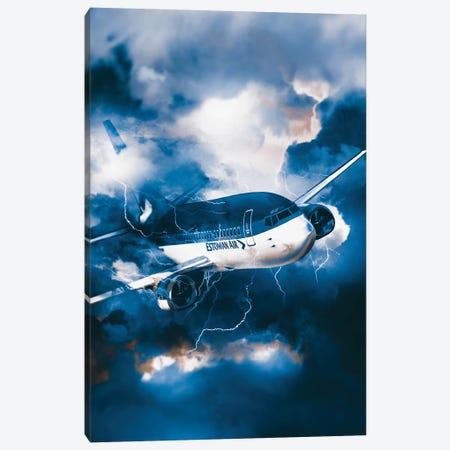Risky Flight Canvas Print #RYK42} by Shaun Ryken Art Print
