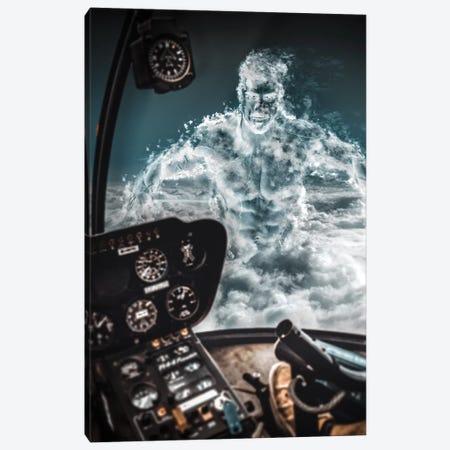 The Cloud Giant Canvas Print #RYK48} by Shaun Ryken Canvas Print