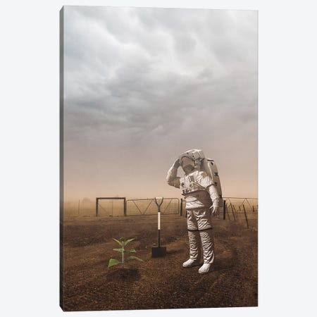 The Last Hope Canvas Print #RYK65} by Shaun Ryken Canvas Art