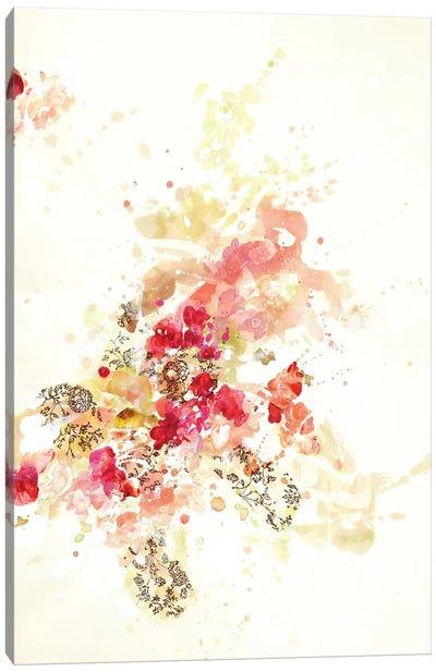 Composition II.B Canvas Art Print