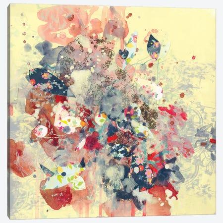 Cream I Canvas Print #RYN2} by Kathryn Neale Canvas Artwork