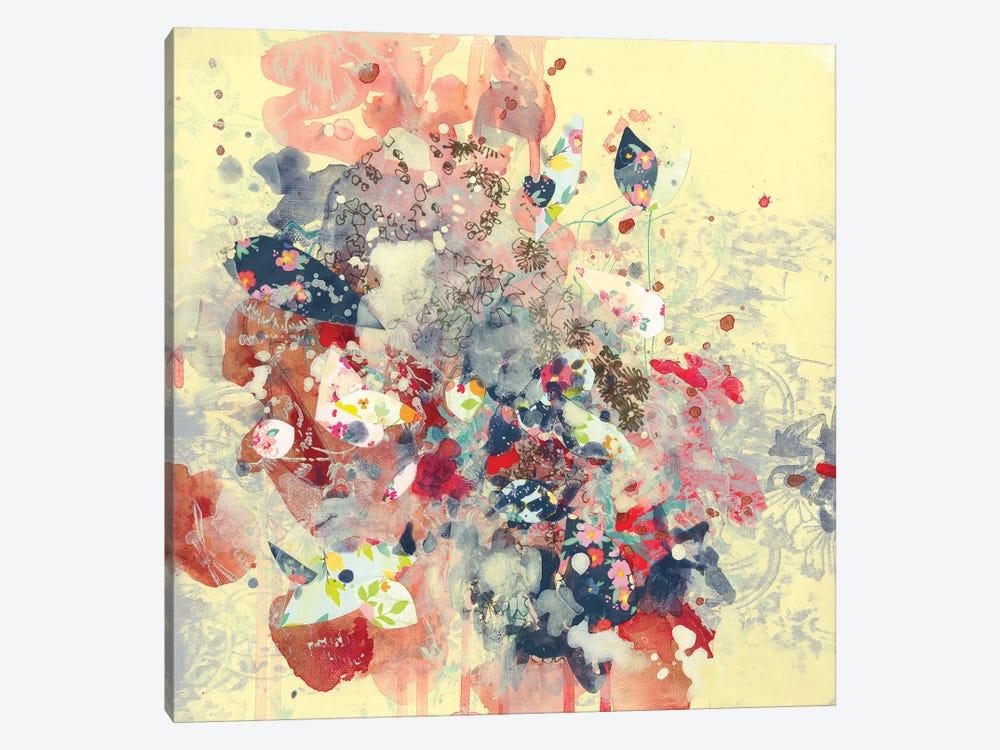 Cream I by Kathryn Neale 1-piece Canvas Artwork