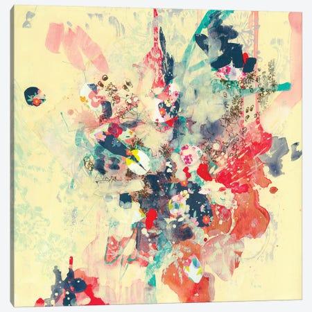 Cream II Canvas Print #RYN3} by Kathryn Neale Canvas Wall Art