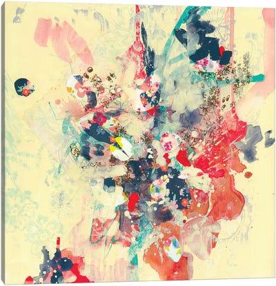 Cream II Canvas Art Print