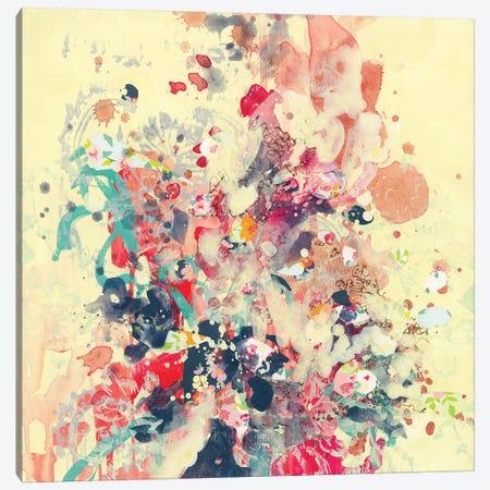 Cream III Canvas Print #RYN4} by Kathryn Neale Canvas Print