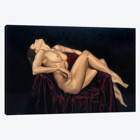 Exquisite Canvas Print #RYO16} by Richard Young Canvas Art Print