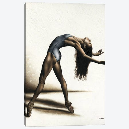 Invitation To Dance Canvas Print #RYO27} by Richard Young Canvas Artwork