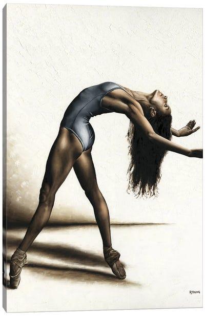 Invitation To Dance Canvas Art Print