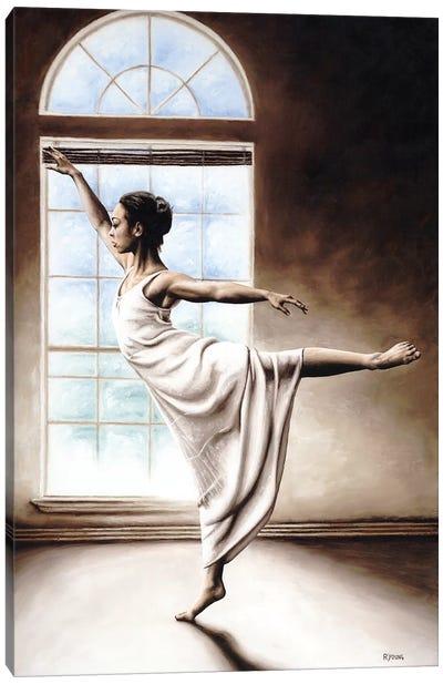 Light Elegance Canvas Art Print