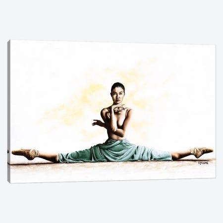 Private Dancer - Mayu Gralińska-Sakai Canvas Print #RYO34} by Richard Young Canvas Print