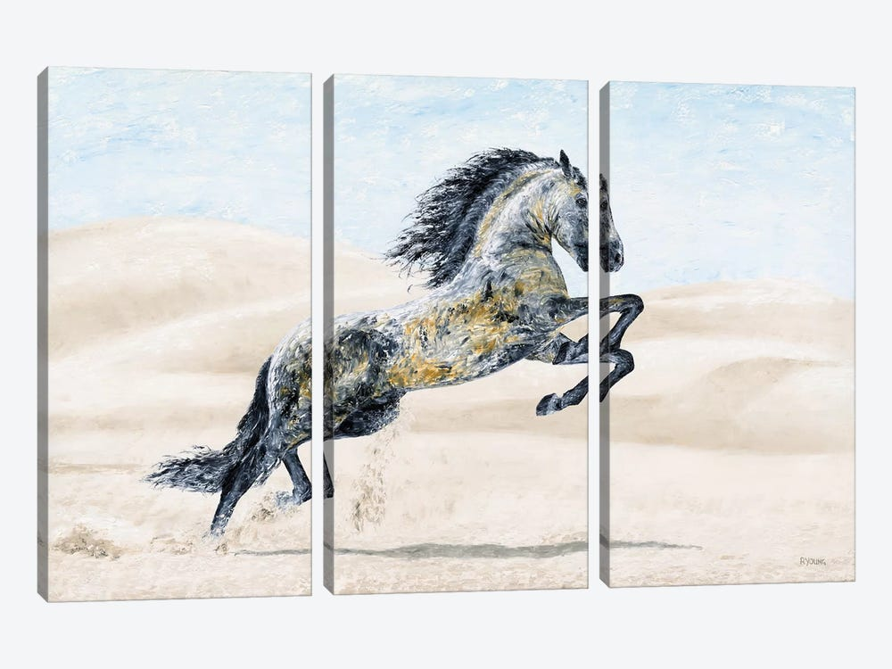 Majestic by Richard Young 3-piece Canvas Artwork
