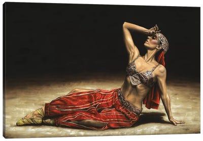 Arabian Coffee Awakes Canvas Art Print