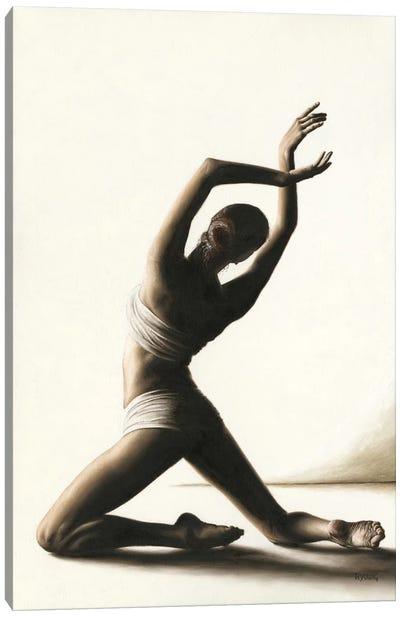 Devotion To Dance Canvas Art Print