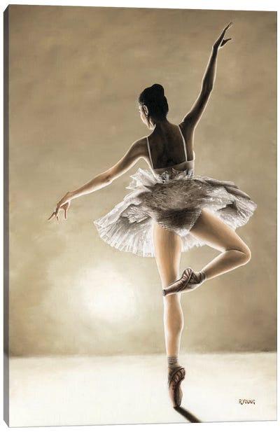 Dance Away Canvas Art Print